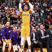 D'angelo Russell Poster