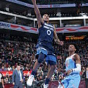 De'aaron Fox and Jeff Teague Poster
