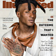 DeAndre Hopkins, May 2020 Sports Illustrated Cover Poster