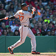 Delmon Young Poster