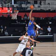 Denver Nuggets v New Orleans Pelicans Poster