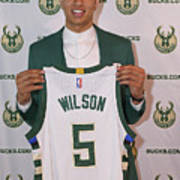 D.j. Wilson and Jason Kidd Poster