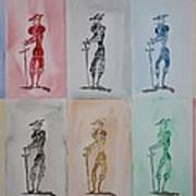 Don Quijote La Pluralista Poster