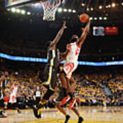 Draymond Green and James Harden Poster