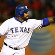 Elvis Andrus and Prince Fielder Poster