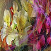 Floral Inspiration Poster