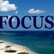 FOCUS We Love You Poster
