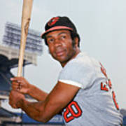 Frank Robinson Poster