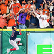 George Springer and Mookie Betts Poster