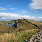 Hadrianswall Poster