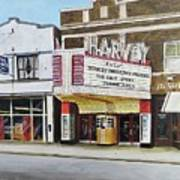 Harvey Theater Poster