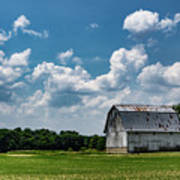 Indiana Barn, #5 Poster