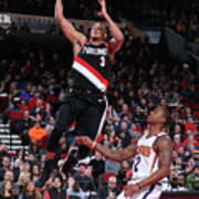 Isaiah Canaan and C.j. Mccollum Poster