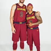 Isaiah Thomas and Kevin Love Poster
