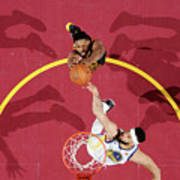 Javale Mcgee and Tristan Thompson Poster