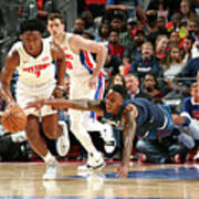 Jeff Teague and Stanley Johnson Poster
