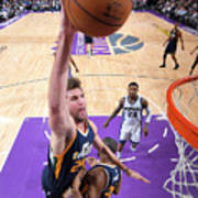 Jeff Withey Poster