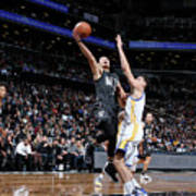 Jeremy Lin and Klay Thompson Poster