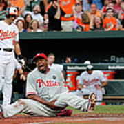 Jerome Williams and Ryan Flaherty Poster