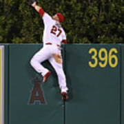 Jesus Montero and Mike Trout Poster