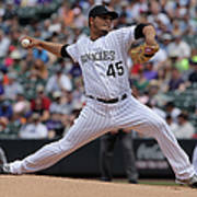 Jhoulys Chacin Poster