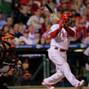 Jimmy Rollins Poster