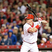 Josh Harrison and Jay Bruce Poster