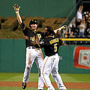 Josh Harrison And Neil Walker Poster