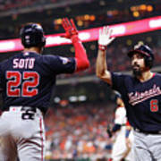 Juan Soto and Anthony Rendon Poster