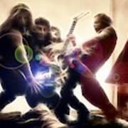 JUMP - Van Halen Poster