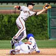 Kelby Tomlinson and Kris Bryant Poster