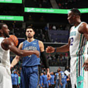 Kemba Walker and Dwight Howard Poster