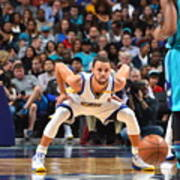 Kemba Walker and Stephen Curry Poster