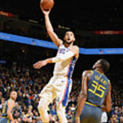 Kevin Durant and Ben Simmons Poster