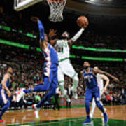 Kyrie Irving and Robert Covington Poster