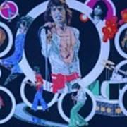 Ladies And Gentlemen - The Rolling Stones Poster