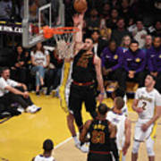 Larry Nance Poster