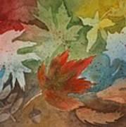 Leaves II Poster