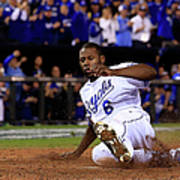 Lorenzo Cain and Billy Butler Poster