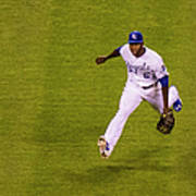 Lorenzo Cain and Joey Gallo Poster