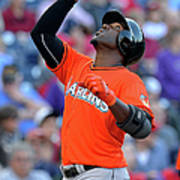 Marcell Ozuna Poster