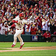 Matt Carpenter and Matt Holliday Poster