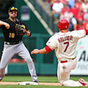 Matt Holliday And Neil Walker Poster