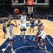 Memphis Grizzlies v Minnesota Timberwolves Poster