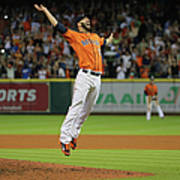 Mike Fiers Poster