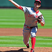 Mike Leake Poster
