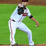Mike Minor Poster