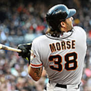 Mike Morse Poster