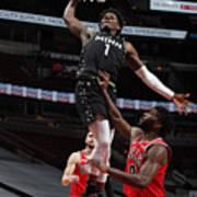 Minnesota Timberwolves v Chicago Bulls Poster
