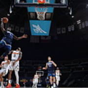 Minnesota Timberwolves v Denver Nuggets Poster